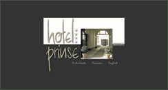 Preview of hotelprinse.be